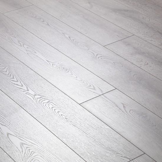 Ламинат Alsafloor Osmoze O437 Дуб Билдинг серый